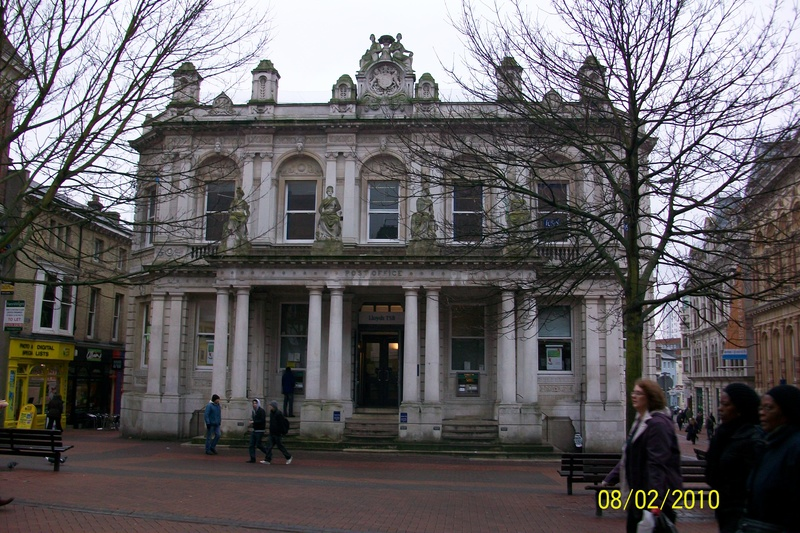 The Old Post Office