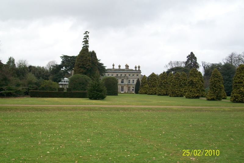 The Chantry, Chantry Park