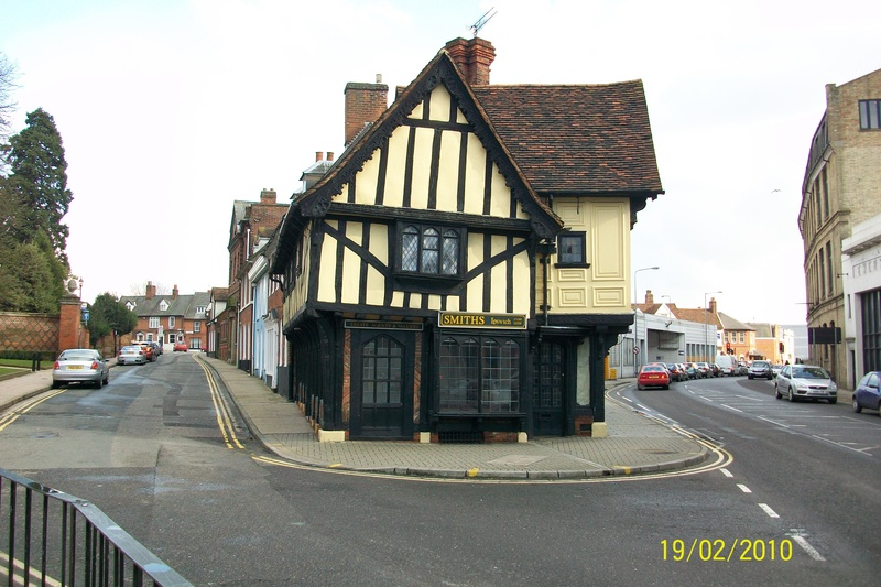 Formerly The Old Pack Horse Inn