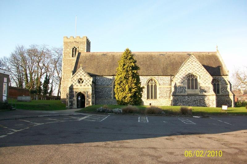 St. Mary At Stoke