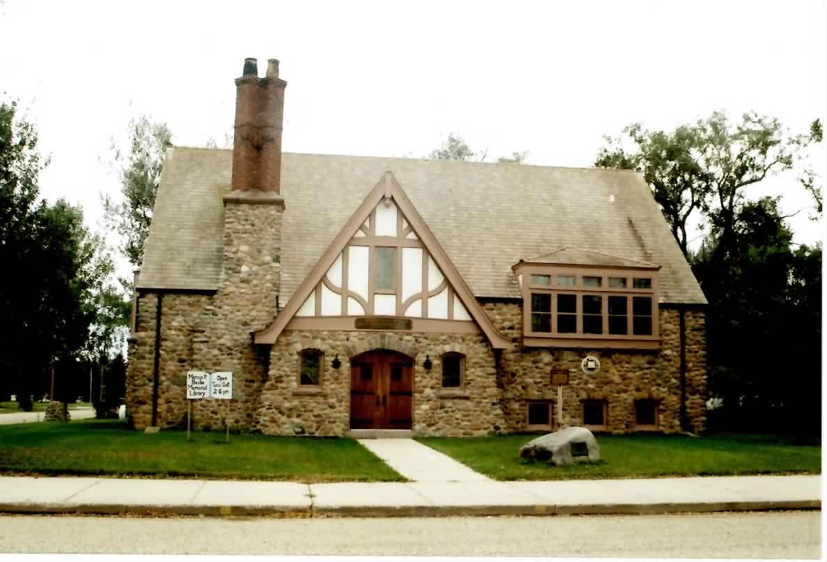 Marcus P Beebe Memorial Library