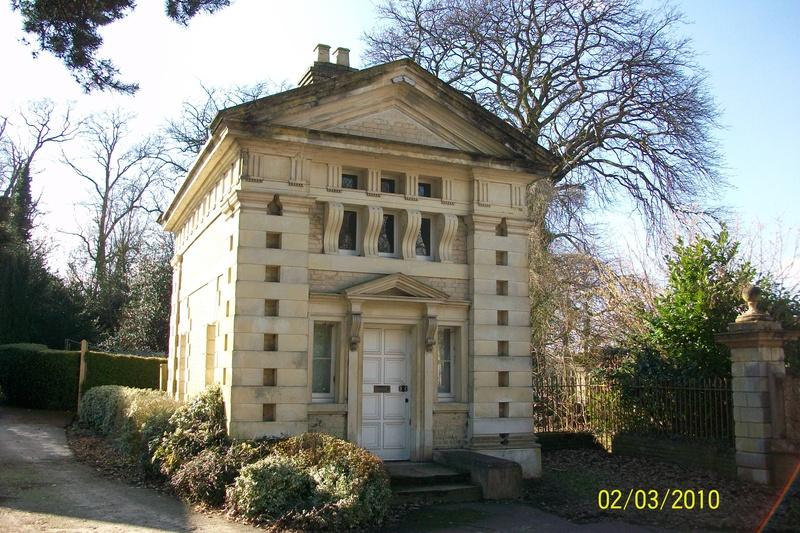 Gatehouse, Chantry Park