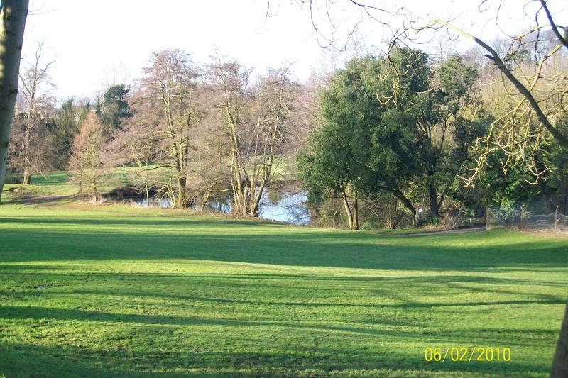 Holywells Park Ipswich Holywells Park