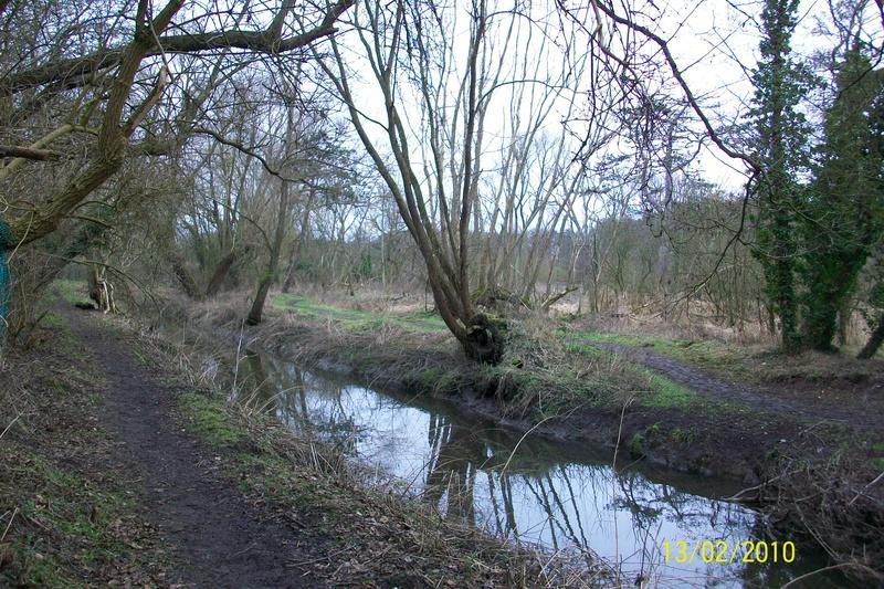 Belstead Park Local Nature Reserve