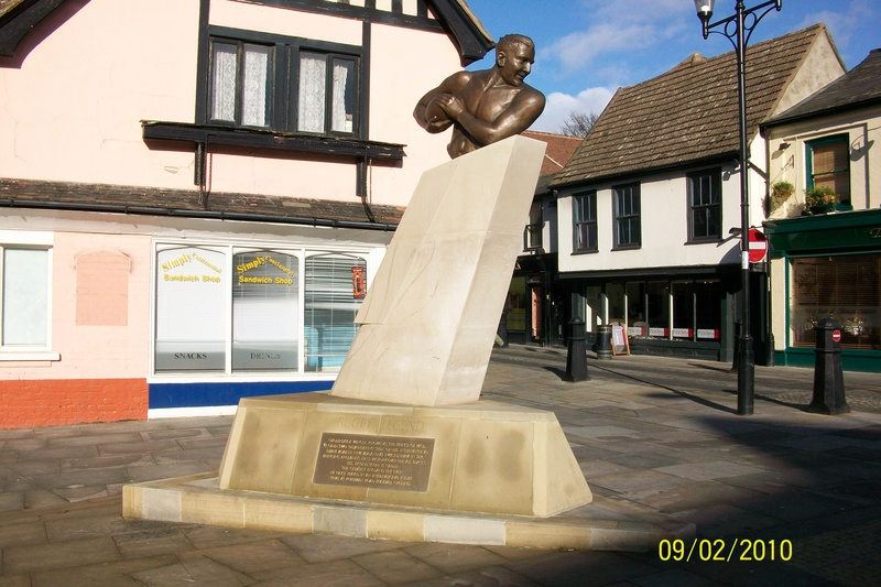Prince Alexander Obolensky, Cromwell Square