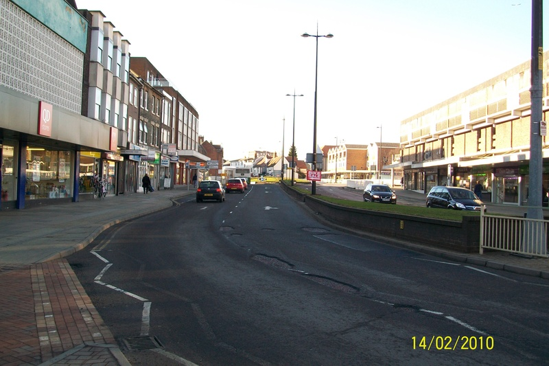 St. Matthews Street