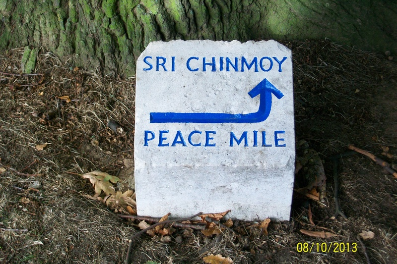 Sri Chinmoy Peace Mile, Chantry Park